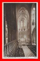 CPSM/pf LONDRE (Angleterre) Westminster Abbey. The High Altar & Choir...I440 - Westminster Abbey