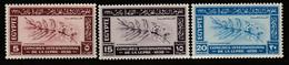 EGYPTE - N°210/2 ** (1938) La Lèpre - Unused Stamps