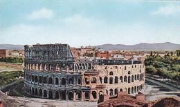 AK Roma - Anfiteatro Flavio E Colosso (58069) - Colosseo