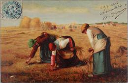ART - MILLET Les Glaneuses - Pittura & Quadri