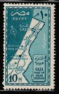 EGYPTE - N°395 ** (1957) - Ungebraucht