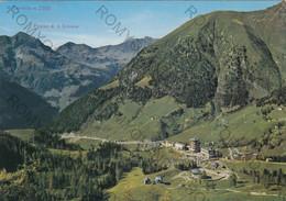 CARTOLINA  FOPPOLO M.1508,BERGAMO,LOMBARDIA,PANORAMA,BELLA ITALIA,MONTAGNA,VACANZA,SCIARE,LA NEVE,VIAGGIATA 1970 - Bergamo