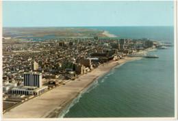 CPSM US New Jersey Atlanta City Aerial View - Atlantic City