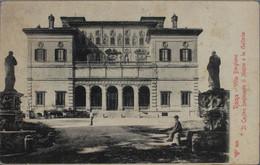 ROME Villa Borghese - San Pietro