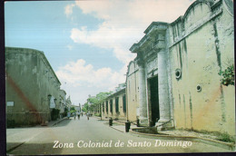 Republica Dominicana - Circa 1990 - Carte Postale - Santo Domingo - Calle Las Damas - A1RR2 - Repubblica Dominicana