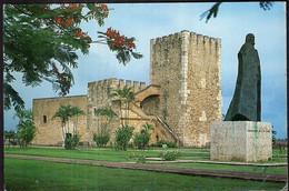 Republica Dominicana - Circa 1980 - Carte Postale - Santo Domingo - Torre Del Homenaje - A1RR2 - Repubblica Dominicana