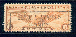 USA 1930, Michel-Nr. 322 A O - Used Stamps
