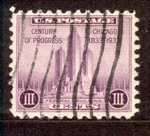 USA 1933, Michel-Nr. 356 O - Used Stamps