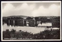 Argentina - 1928 - Carte Postale - Cordoba - Puente En Carlos Paz - A1RR2 - Argentina