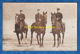 CPA Photo - TOURS - Portrait De Militaire à Cheval - 5e Régiment - Cuirassiers ? Voir Uniforme - Primault & Boidron - Guerra 1914-18