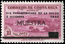 Costa Rica, 1940, 233-41, Postfrisch - Costa Rica