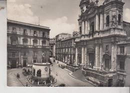 CATANIA  PIAZZA S. FRANCESCO  VG 1952 - Catania