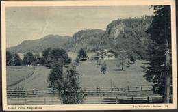 Argentina - 1951 - Carte Postale - Neuquen - Hotel Villa La Angostura - A1RR2 - Argentina