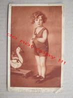 L'Enfant à L'Oie - Mme S. Auffray-Genestoux / Child And Old Toy ( 1931 ) - Taferelen En Landschappen