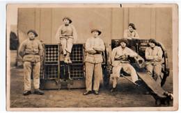 MILITARIA. 14-18 CARTE PHOTO. 41ème REGIMENT D'ARTILLERIE. 1923. - Guerra 1914-18