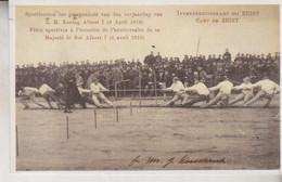 CAMP DE ZEIST FETES SPORTIVE 1916 RIPRODUZIONE SERIE DE AGOSTINI - Guerra 1914-18