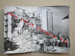 Big Earthquake - FOTO TANJUG Beograd ( 18,1 X 13 Cm ) - Catastrofi