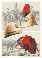 AA2840 Esercito Italiano - Copricapo Storici Dei Carabinieri/ Non Viaggiata - Uniformi