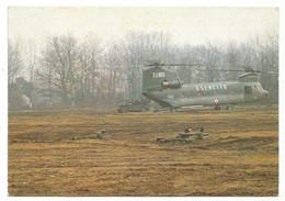 AA2847 Manovre Esercito Italiano - Elicottero Chinook CH47 / Non Viaggiata - Altri