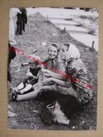Yugoslavia - At The Old Flea Market ... ( Photo 18 X 13,1 Cm ) - Yugoslavia