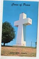AK 04240 USA - Illinois - Makanda - Cross Of Peace - Altri