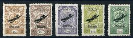 Iran, 1928, 564-68, Ungebraucht - Iran
