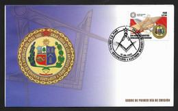Peru FDC 2021 , Bicentenary , Mason Lodge , Mint - Pérou