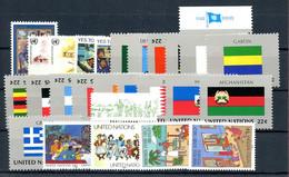 1987, UNO New York, 1987, ** - Unclassified