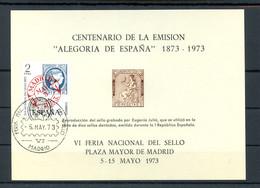 1973, Spanien, 1973 EB, Gest. - Unclassified