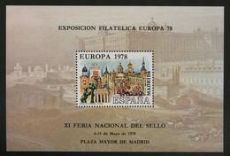 1978, Spanien, 1978 EB - Unclassified