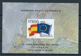 1978, Spanien, 1978 EB U - Unclassified