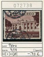 Peru  - Michel 414 - Oo Oblit. Used Gebruikt - Pérou