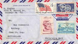 Brief In Die Schweiz (ab0376) - Covers & Documents