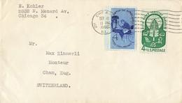 Brief In Die Schweiz (ab0379) - Covers & Documents