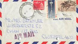 Brief In Die Schweiz (ab0378) - Covers & Documents