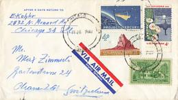 Brief In Die Schweiz (ab0380) - Covers & Documents