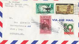 Brief In Die Schweiz (ab0381) - Covers & Documents
