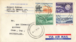 Brief In Die Schweiz (ab0382) - Covers & Documents