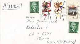 Brief In Die Schweiz (ab0385) - Covers & Documents
