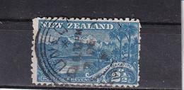 NEW ZEALAND NEUSEELAND 1902  LAKE WAKATIPU 2 1/2/ Mi 103A Wmk Single NZ, Perf 11 - Used Stamps