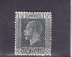 NEW ZEALAND NEUSEELAND 1916 KGV 1 1/2d/ Mi 151A MOG/ GEFALZT/ * - Unused Stamps