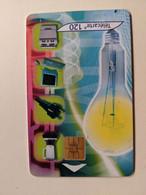 TELECARTE FRANCE TELECOM  120 CARTE N°9 L'ELECTRICITE - Operadores De Telecom