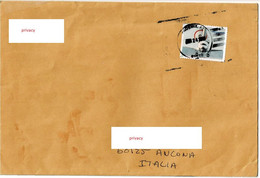 10788- United States, USA, Cover To Italy Scott 3261. - Postal History