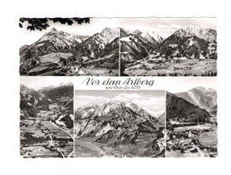 Vor Dem Arlberg Mehrbildkarte Vorarlberg Dalaas Braz Stuben ... - Autres