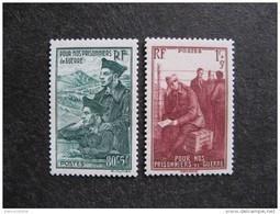 TB Paire N° 474 Et N° 475, Neufs XX. - Unused Stamps