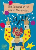 Europa - Deutschland - Blockausgabe 1993  -  Erstausgabe BERLIN - Maximumkarten (MC)