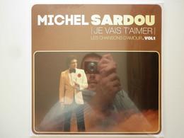 Michel Sardou Vinyle 25cm Je Vais T'aimer Les Chansons D'amour Vol1 - Unclassified