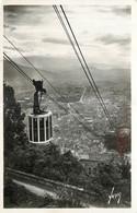 38  GRENOBLE  TELEPHERIQUE DE LA BASTILLE - Grenoble