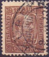 IJSLAND 1902-05 16aur Christian IX GB-USED - Used Stamps
