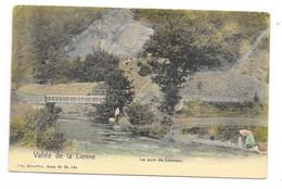Vallée De La Lienne       Nels  Sér 20  Num 134  Color - Stoumont
